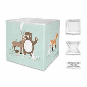 Detský úložný box Mr. Little Fox Close Friends Light