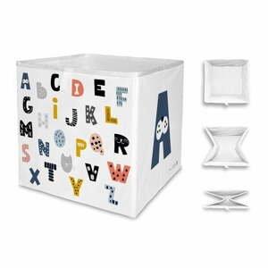 Detský úložný box Mr. Little Fox ABCD