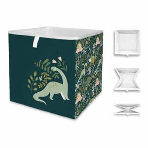 Detský úložný box Mr. Little Fox Friendly Dinosaurs