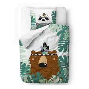 Bavlnené obliečky Mr. Little Fox Always Be Ready, 140 x 200 cm