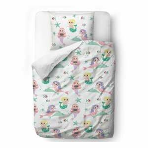 Bavlnené detské obliečky Mr. Little Fox Memaids, 100 x 130 cm