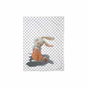 Detská prikrývka Mr. Little Fox Boys From The Forest, 100 x 70 cm