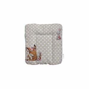 Vankúš na sedenie Mr. Little Fox Doe and Her Friend, 75 x 70 cm