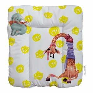 Vankúš na sedenie Mr. Little Fox Safari Friends, 75 x 70 cm