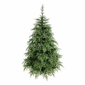 Umelý vianočný stromček prírodný smrek, výška 150 cm