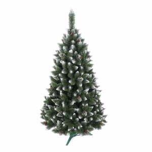 Umelý vianočný stromček strieborná borovica, výška 220 cm