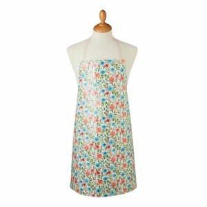 Bavlnená zástera s telovým viazaním Cooksmart ® Country Floral