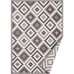 Béžový obojstranný koberec Narma Saka, 100 x 160 cm
