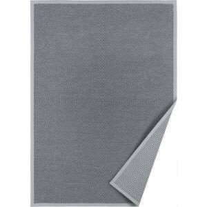 Sivý obojstranný koberec Narma Vivva, 100 x 160 cm