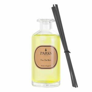 Vonný difuzér s vôňou Feu De Bois Parks Candles London, intenzita vône 8 týždňov