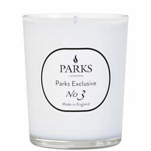 Sviečka s vôňou santalového dreva a Ylang Ylang Parks Candles London, doba horenia 45 h