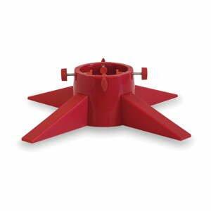 Červený stojan na vianočný stromček Tree Nest Essential