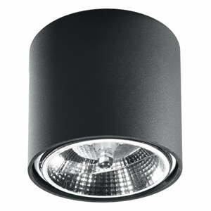 Čierne stropné svietidlo Nice Lamps Luigi