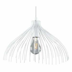 Biele závesné svietidlo Nice Lamps Umea