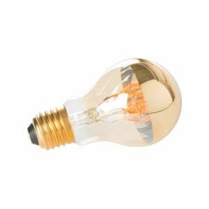 Žiarovka v zlatej farbe White Label Classic Mirror E27
