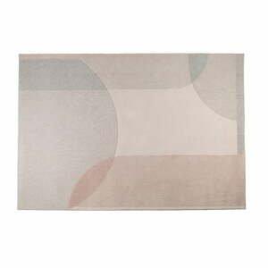 Ružový koberec Zuiver Dream, 200 x 300 cm