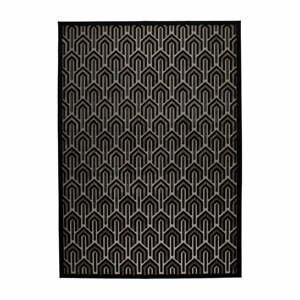 Čierny koberec Zuiver Beverly, 170 x 240 cm