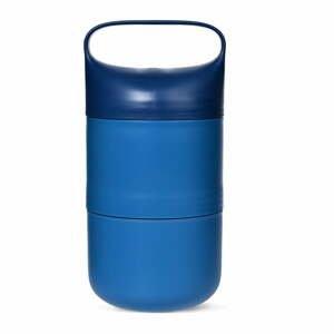 Modrý obedový box HIP