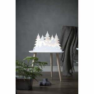 Biela vianočná svetelná LED dekorácia Star Trading Grandy Reinders