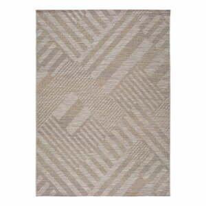 Béžový vonkajší koberec Universal Devi, 80 x 150 cm