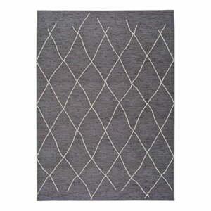 Sivý vonkajší koberec Universal Sigrid, 57 x 110 cm