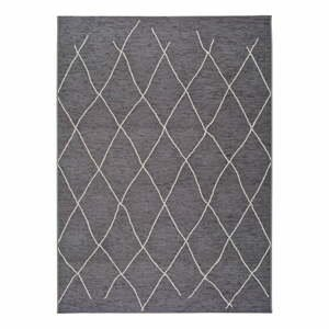 Sivý vonkajší koberec Universal Sigrid, 154 x 230 cm