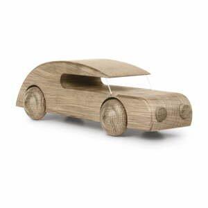 Soška z masívneho dubového dreva Kay Bojesen Denmark Sedan