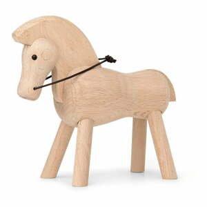 Soška z masívneho bukového dreva Kay Bojesen Denmark Horse