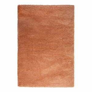 Ružový koberec Flair Rugs Athena, 140 x 200 cm