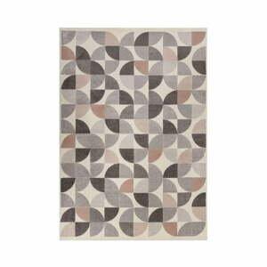 Sivo-ružový koberec Flair Rugs Alcazar, 120 x 170 cm