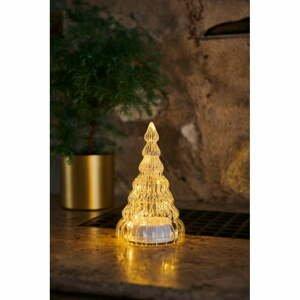 Svetelná LED dekorácia Sirius Lucy Tree White, výška 16,5 cm