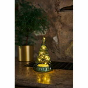 Svetelná LED dekorácia Sirius Lucy Tree Green, výška 16,5 cm
