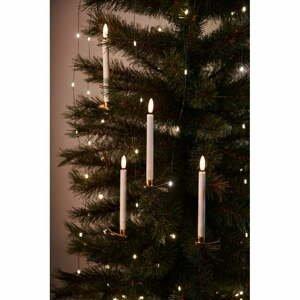 Súprava 10 svetelných LED dekoracií Sirius Sille, výška 11 cm