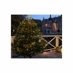 Svetelná LED reťaz na vianočný stromček Sirius, dĺžka 1,5 m