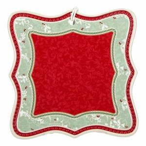 Adventná dekorácia Brandani Ughero, dĺžka 20 cm