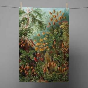 Kuchynská utierka Madre Selva Deep Forest, 70 x 50 cm