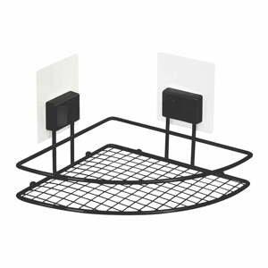 Samodržiaca rohová kúpeľňová polička Compactor Magic Bath