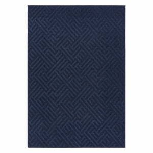 Tmavomodrý koberec Asiatic Carpets Antibes, 80 x 150 cm