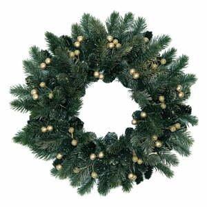 Vianočný veniec Green gate Charline, ø 36 cm