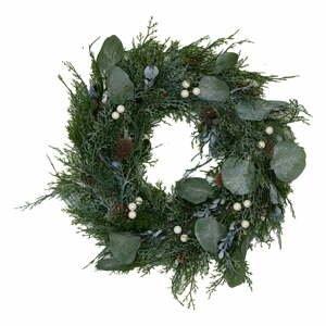 Vianočný veniec Green Gate Madison, ø 36 cm