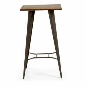 Barový stôl La Forma Malibu, 60 x 60 cm