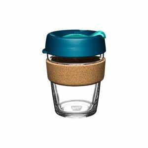 Cestovný hrnček s vekom KeepCup Polaris Brew Cork, 340 ml