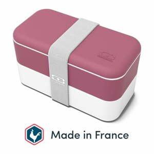 Fialový desiatový box Monbento Original