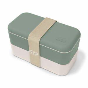 Zelený desiatový box Monbento Original