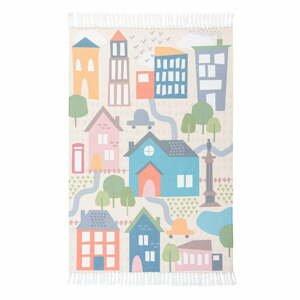 Detský koberec Flair Rugs My Town, 80 x 120 cm