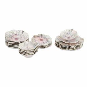24-dielna súprava porcelánového riadu Güral Porselen Blossom