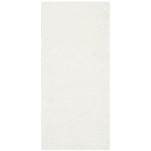Koberec Crosby White, 68x152 cm