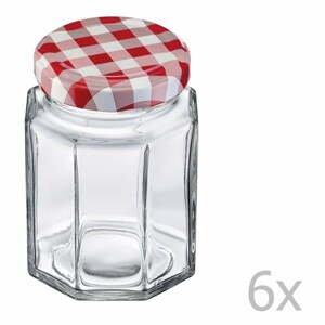 Sada 6 pohárov s vekom Westmark, 190 ml