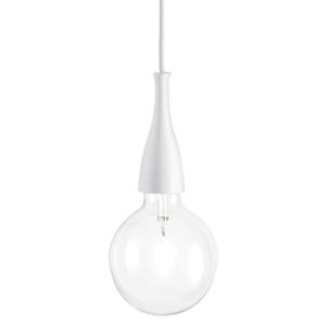 Biele závesné svietidlo EvergreenLightsCity
