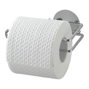 Samodržiaci stojan na toaletný papier Wenko Turbo-Loc, 14 x 9 cm
